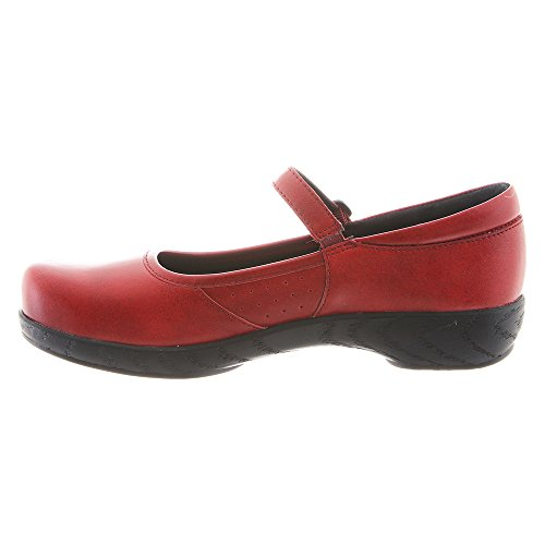 Charleston Women's Klogs Clog Ruby Leather Tintoretto Buckle pHgwq5HFx