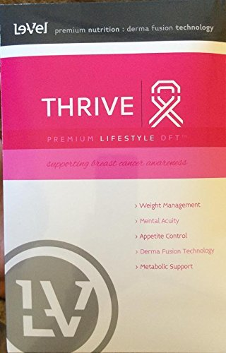 Amazon Com Level Thrive Derma Fusion Technology Dft Pink Breast