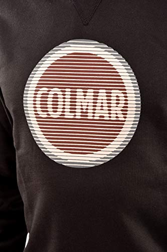 Nero Primavera Colmar Originals estate 1sh Uomo Felpa 8269r Cq0Xw7q