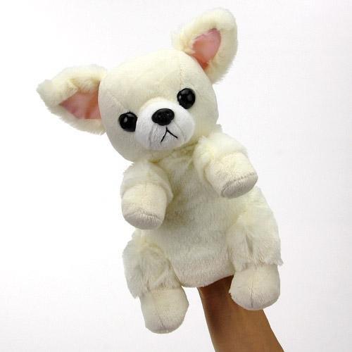 Hand Puppet Chihuahua HP Chihuahua dog stuffed puppet