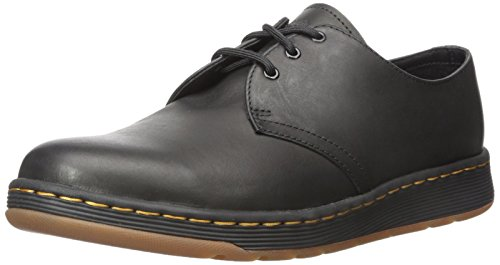 Dr. Martens Men's Cavendish Oxford, Black, 11 UK/12 M US