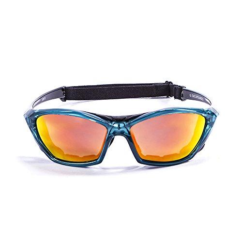 Monture Jaune Bleu Revo polarisées Garda 13001 Verres 5 Transparent Lake Soleil Lunettes de Ocean Sunglasses x7fw8qx0
