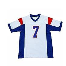 Sport Pro Blue Mountain State Alex Moran & American Football Jersey White