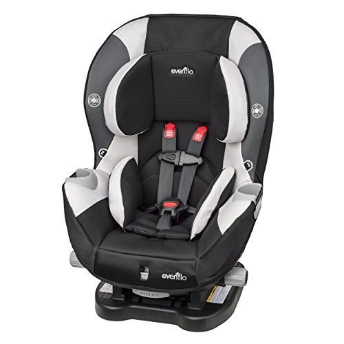 Image of the Evenflo Triumph LX Convertible Car Seat, Charleston