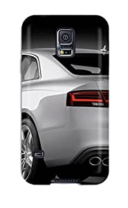 New Style For Galaxy S5 Tpu Phone Case Cover(audi S5 19) 4496512K79154687