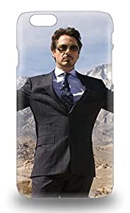 Robert Downey Jr American Male Iron Man Fashionable Phone 3D PC Case For Iphone 6 With High Grade Design ( Custom Picture iPhone 6, iPhone 6 PLUS, iPhone 5, iPhone 5S, iPhone 5C, iPhone 4, iPhone 4S,Galaxy S6,Galaxy S5,Galaxy S4,Galaxy S3,Note 3,iPad Mini-Mini 2,iPad Air )