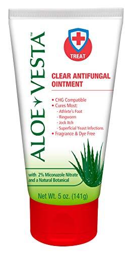 Aloe Vesta Clear Antifungal Ointment, 5 oz. ()