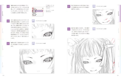 Lets Make Character Cgイラストテクニック Vol3 Redjuice 本