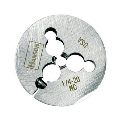 IRWIN 4049ZR 9/16-18 Nf 1-1/2 Round Adjustable Die