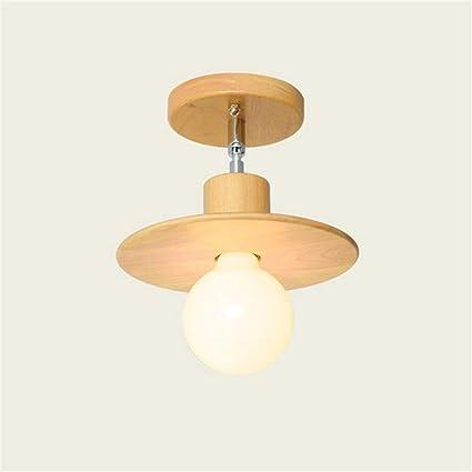 HIZLJJ Enchufe la lámpara Lámpara de techo Lámparas de techo ...