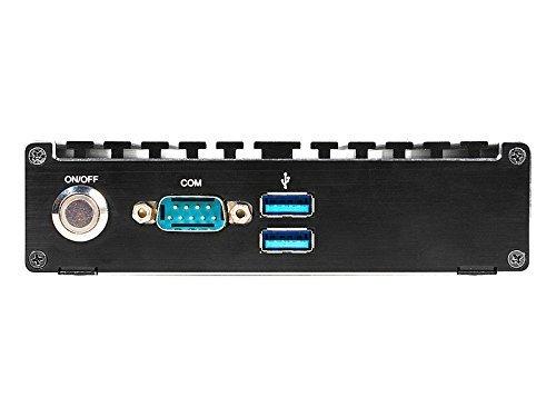 Jetway JBC420U591W Intel Braswell N3160 NUC Fanless PC