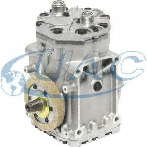 Universal Air Conditioning CO0024GLC New A/C Compressor without Clutch