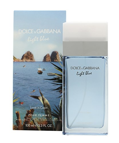 dolce and gabbana light blue 100 - 8