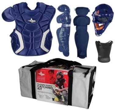 All Star CK1216PS Senior Player Series Catchers Kit