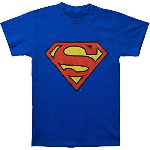 Superman Classic Logo Adult