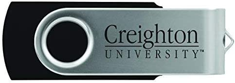 Inc Creighton University 8GB 2.0 USB Flash Drive-Black LXG