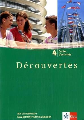 Découvertes / Cahier d'activités mit Sprachtrainer Kommunikation - Band 4