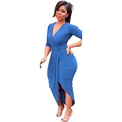 kimloog-wrap-dress-women-v-neck-3