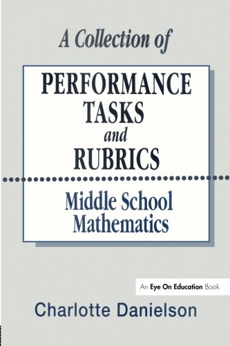 A Collection of Performance Tasks & Rubrics: Middle School Mathematics (Math Performance Tasks) (1883001331) Amazon Price History, Amazon Price Tracker