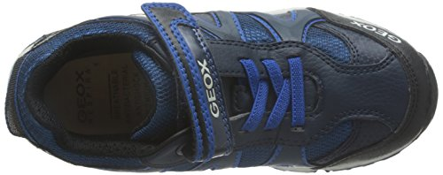 Geox J Bernie B, Zapatillas para Niños Blau (NAVY/ROYALC4226)