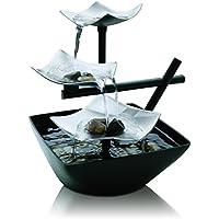 HoMedics EnviraScape Illuminated Relaxation Fountain (Silver Springs)