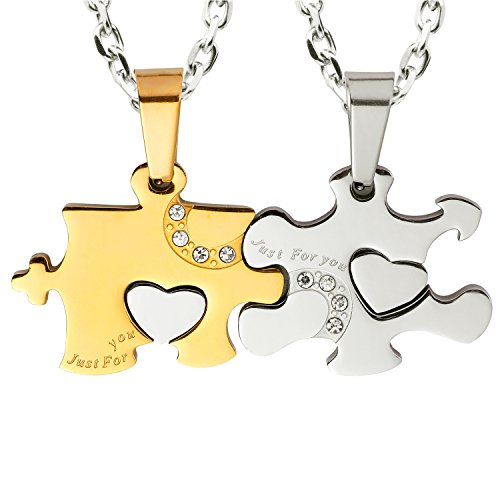 just-for-you-2pcs-his-hers-puzzle-heart-couples-crystal-pendant-necklace-set-with-19-21-chains