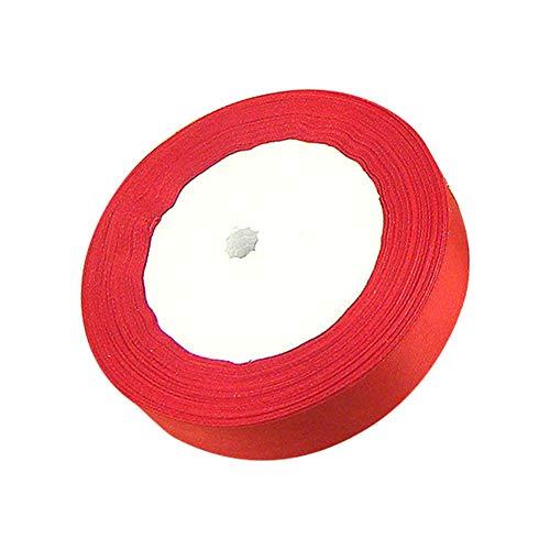 Lilac Cummerbund (dezirZJjx Christmas Ribbons,22m Gift Wrapping Satin Ribbon Wedding Party Christmas Decoration DIY Supplies - Red)