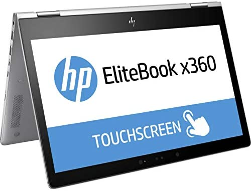HP EliteBook x360 1030 G2 Notebook 2-in-1 Convertible Laptop PC - 7th Gen Intel i5, 8GB RAM, 512GB SSD, 13.3 inch Full HD (1920x1080) Touchscreen, Win10 Pro | Thunderbolt (Renewed) WeeklyReviewer