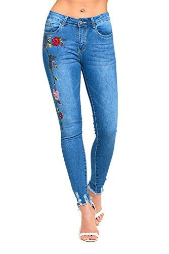 bleu Jeans bliss Bleu Femme Jeans bliss 1qww0ZR