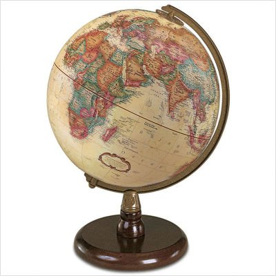 Quincy World Globe