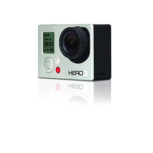 GoPro HERO3 White Edition - 131 40m Waterproof Housing