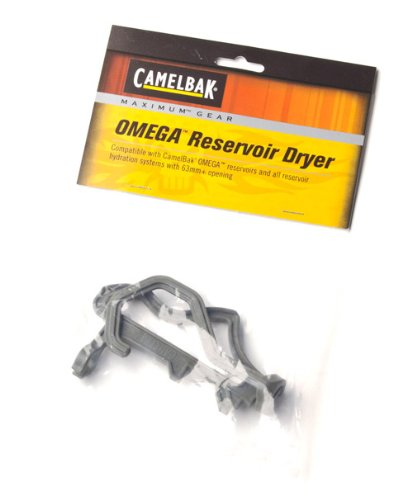 CamelBak 90655 Omega Reservoir Dryer, Foliage Green ()