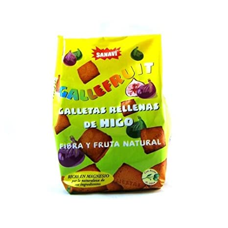 FIESTA GALLETA HIGO 250 gr