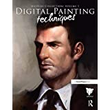 Digital Painting Techniques: Practical Techniques of Digital Art Masters (Digital Art Masters Series)