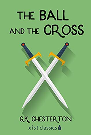 book cover of The Ball and the Cross