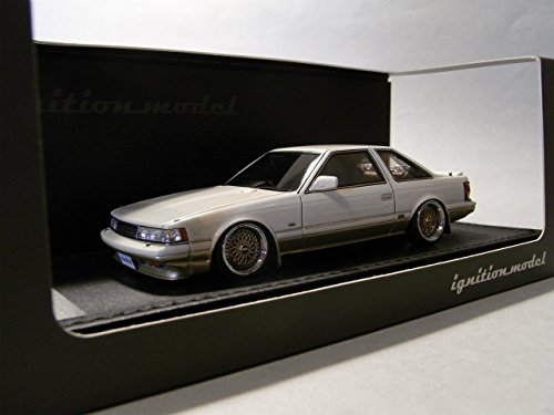 1/43 TOYOTA Soarer 3.0 GT Limited GZ10 Two-tone BB-Wheel(ホワイト) IG0365