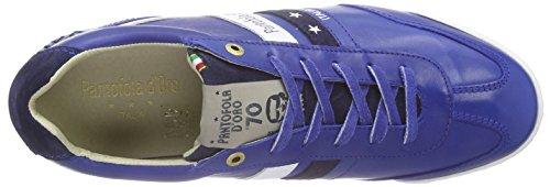 Pantofola d'Oro Loreto Pop - Zapatillas Hombre Azul - Blau (ROYAL BLU)