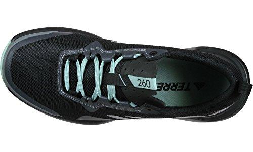 Adidas Vrouwen Terrex Cmtk W Trekking & Wandelschoenen Half Zwart (negbas / Blatiz / Vercen 000)