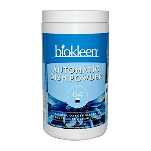 Biokleen Automatic Dish Powder With Natural Oxygen Bleach...