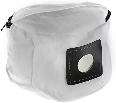 First4Spares - bolsa de polvo reutilizable con cremallera para aspiradoras Numatic Henry Hetty James etc: Amazon.es: Bricolaje y herramientas