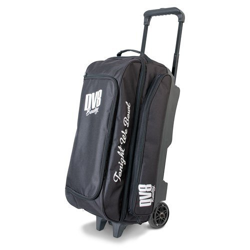 DV8 Freestyle Triple Roller Bowling Bag, Pink Swirl by DV8