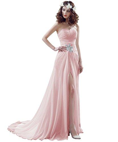 Vimans -  Vestito  - linea ad a - Donna Pink 2 46