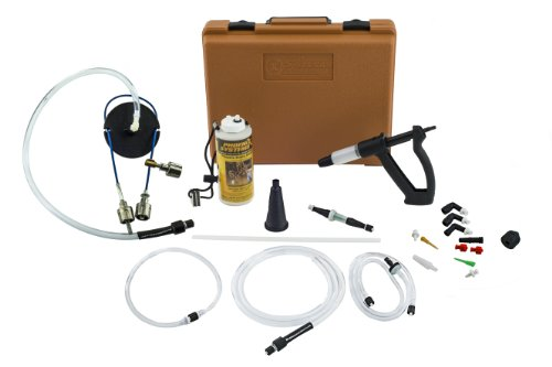 Phoenix Systems (2003-MC-B V-12 Motorcycle Reverse Brake and Clutch Bleeder with Adapter (Ford Explorer Stuck In 4 Wheel Drive)