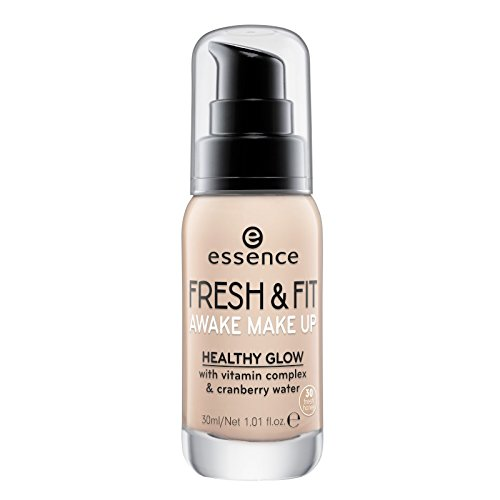 essence - Foundation - fresh & fit awake make up - fresh honey