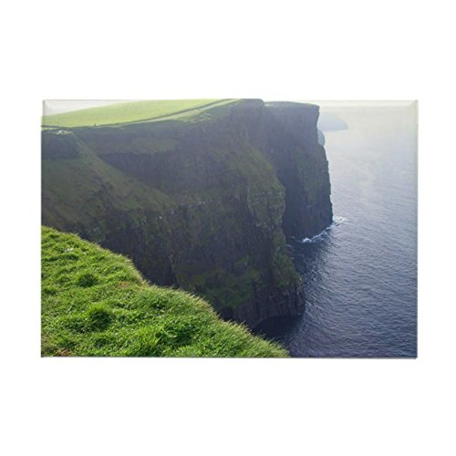 CafePress Cliffs of Moher, Ireland Rectangle Magnet Rectangle Magnet, 2