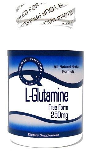 L-Glutathione Free Form 250mg 200 Capsules ^GLS