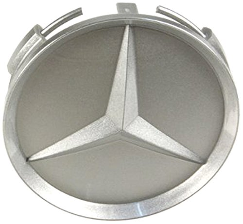 - OES Genuine Center Cap for select Mercedes-Benz models