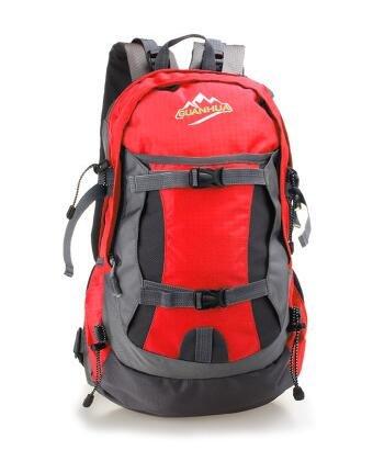 Outdoor borsa a tracolla 25L equitazione borsa tempo libero borsa zaino da viaggio leggero impermeabile alpinismo uomini e donne escursioni campeggio pacchetto