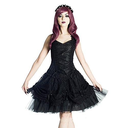 Sinister Minikleid Gloomy Lolita EwcwwLHId