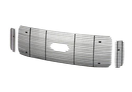 Putco 71149 Shadow Mirror Polished Aluminum Grille